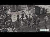 Танцевальный Shim Sham Флешмоб от школы танцев